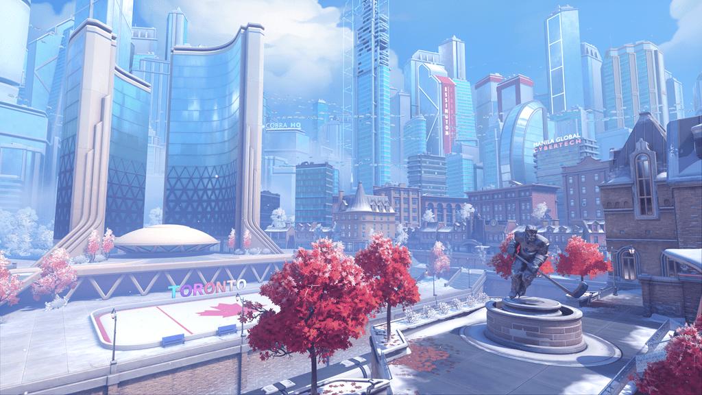 Overwatch 2 new maps