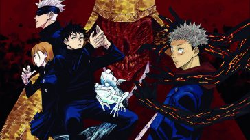 Jujutsu Kaisen Anime Adaptation
