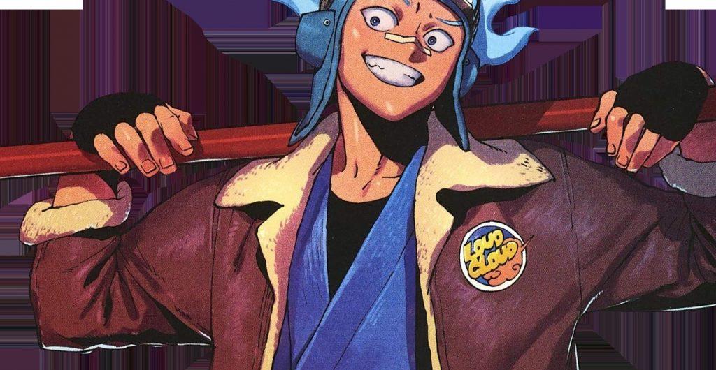 My Hero Academia Manga Shirakumo