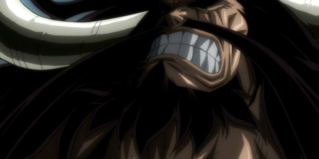 One Piece Kaido vs Luffy