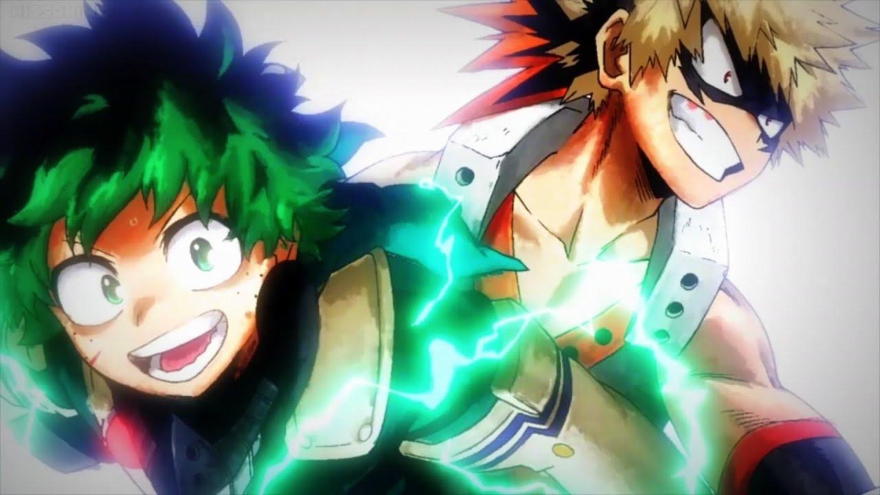 Midoriya New Power