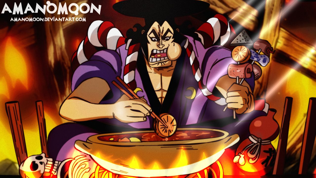 One Piece Chapter 970