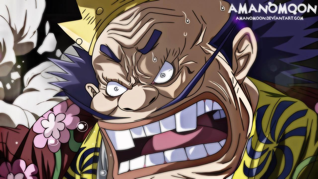 Kurozumi Orochi One Piece 970