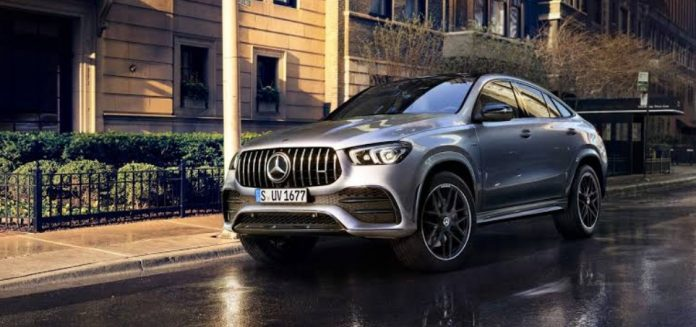 2020 Mercedes GLE Coup