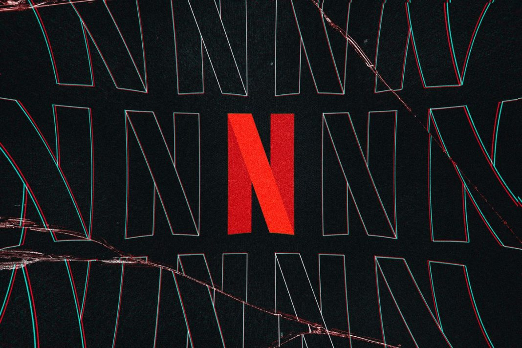 Netflix in February 2020