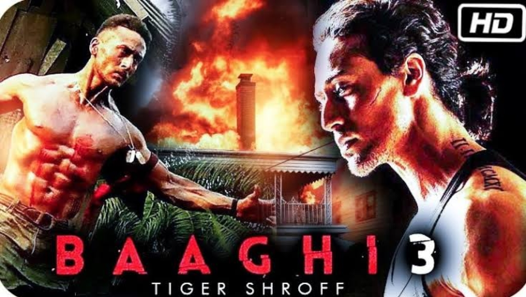 Baaghi 3 release date