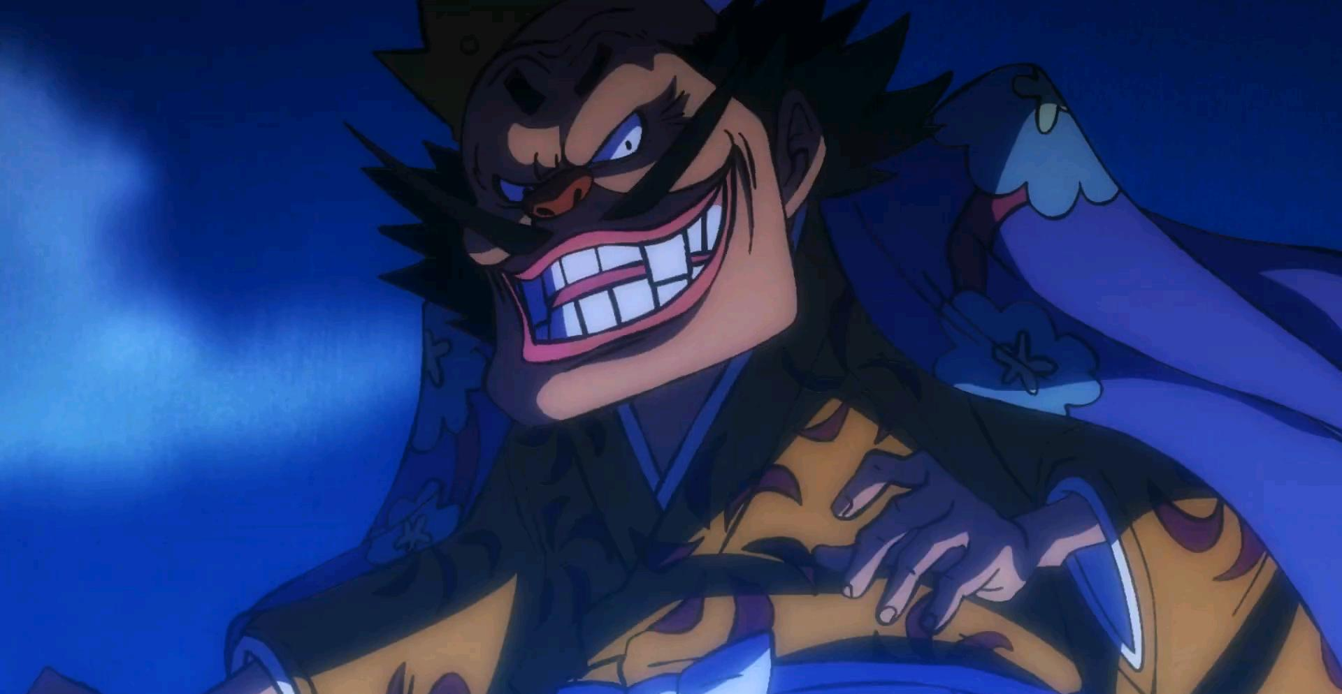Kurozumi Orochi One Piece