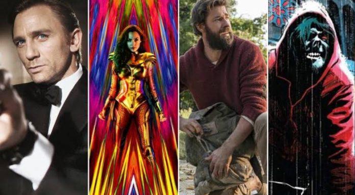 2020 Hollywood Movies