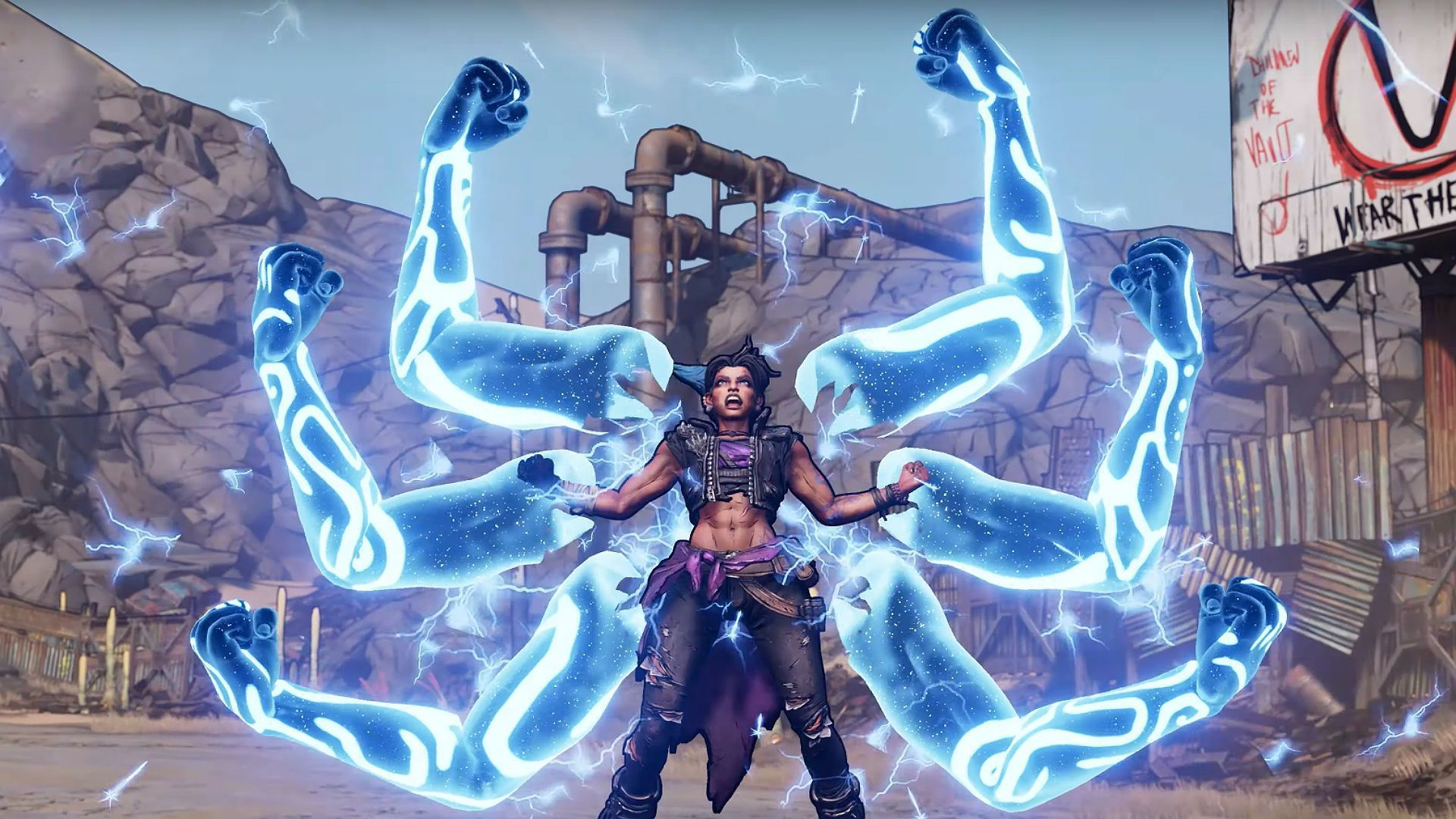 Borderlands 3 Update patch notes