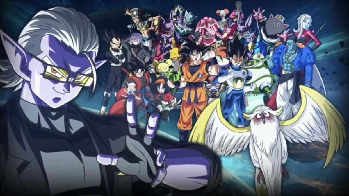 Goku vs Gods of Destruction