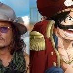 Johnny Depp One Piece