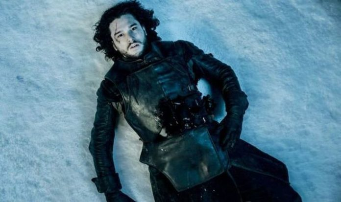 Jon Snow resurrection in books