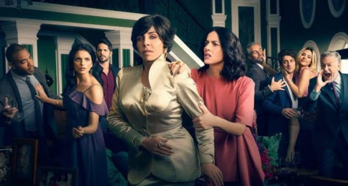 La Casa de Las Flores Season 3 Release