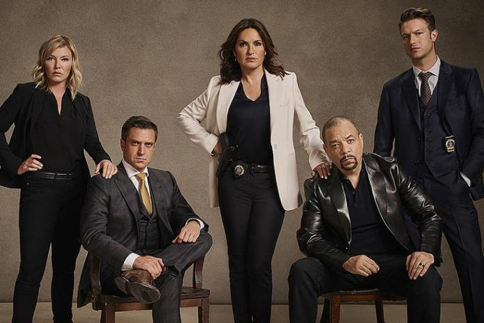 Law And Order SVU season 22