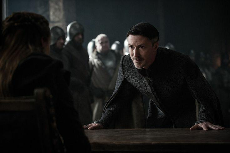 Littlefinger's plan Game of Thrones