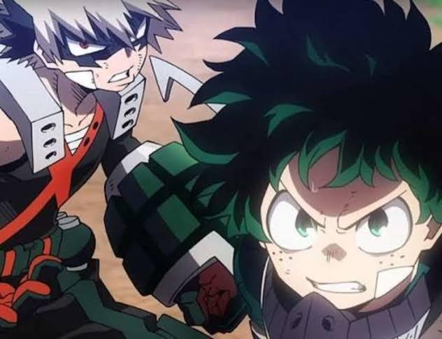 My Hero Academia Rising Heroes English Dub Trailer