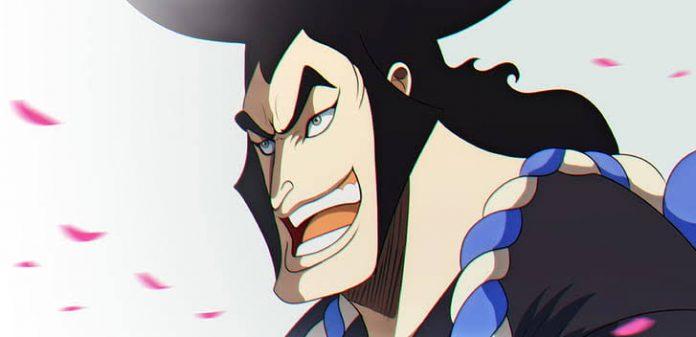 One Piece Oden's final wish