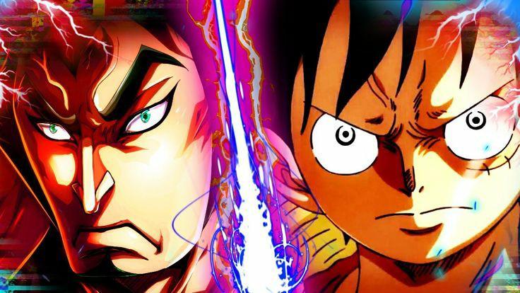 One Piece Oden's flashback