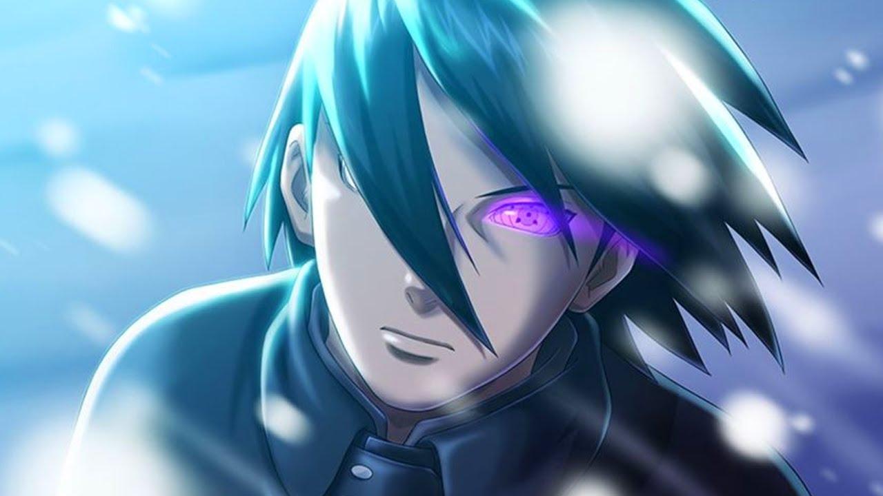 Sasuke Shinden Viz