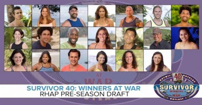 'Survivor: Winners at War' Episode 1