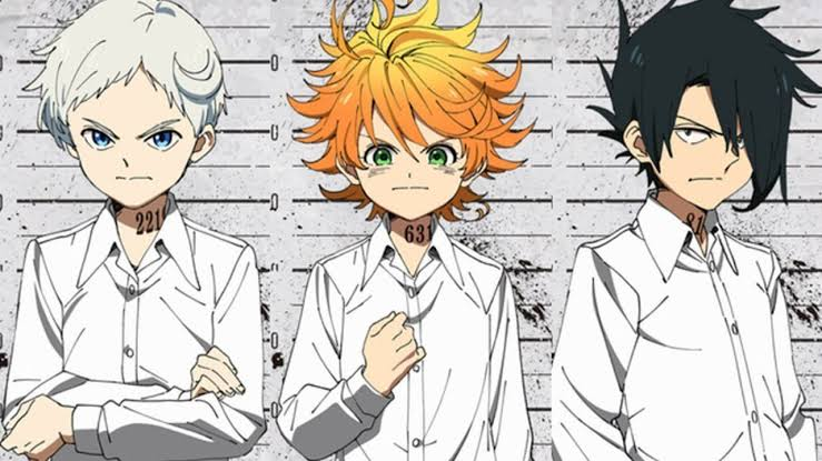 The Promised Neverland Chapter 167 release date