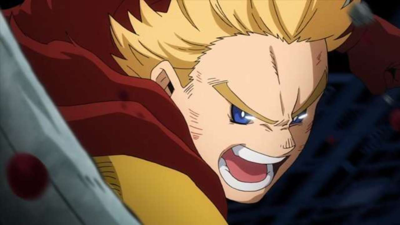 Top 10 My Hero Academia characters lemillion