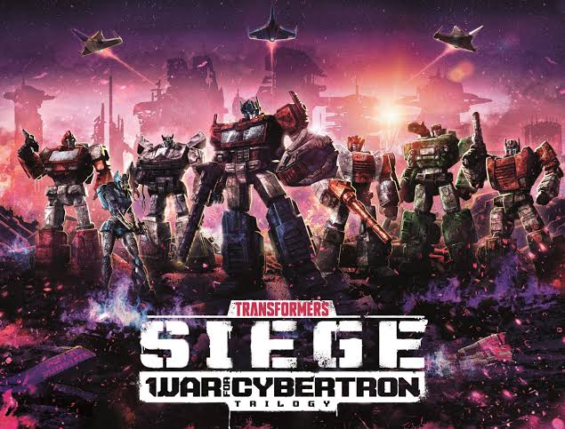 Transformers: War for Cybertron Trilogy: Siege Trailer