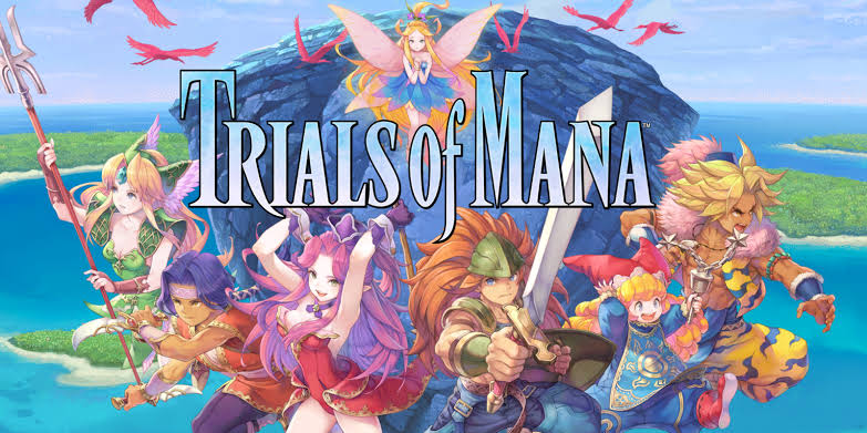 Trials Of Mana Remake Release Date