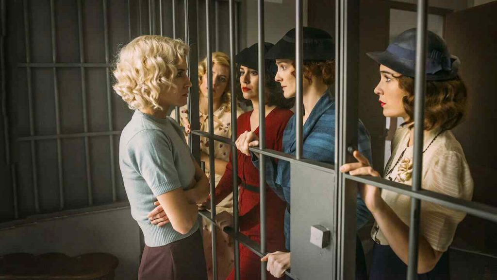 Cable Girls Season 5 part 2 Release date