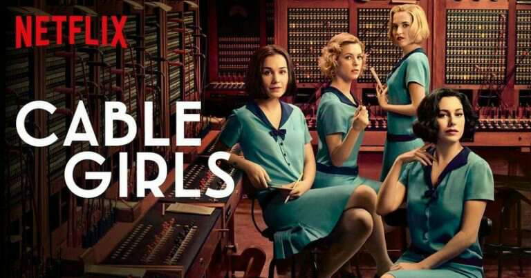 Cable Girls Season 5 part 2