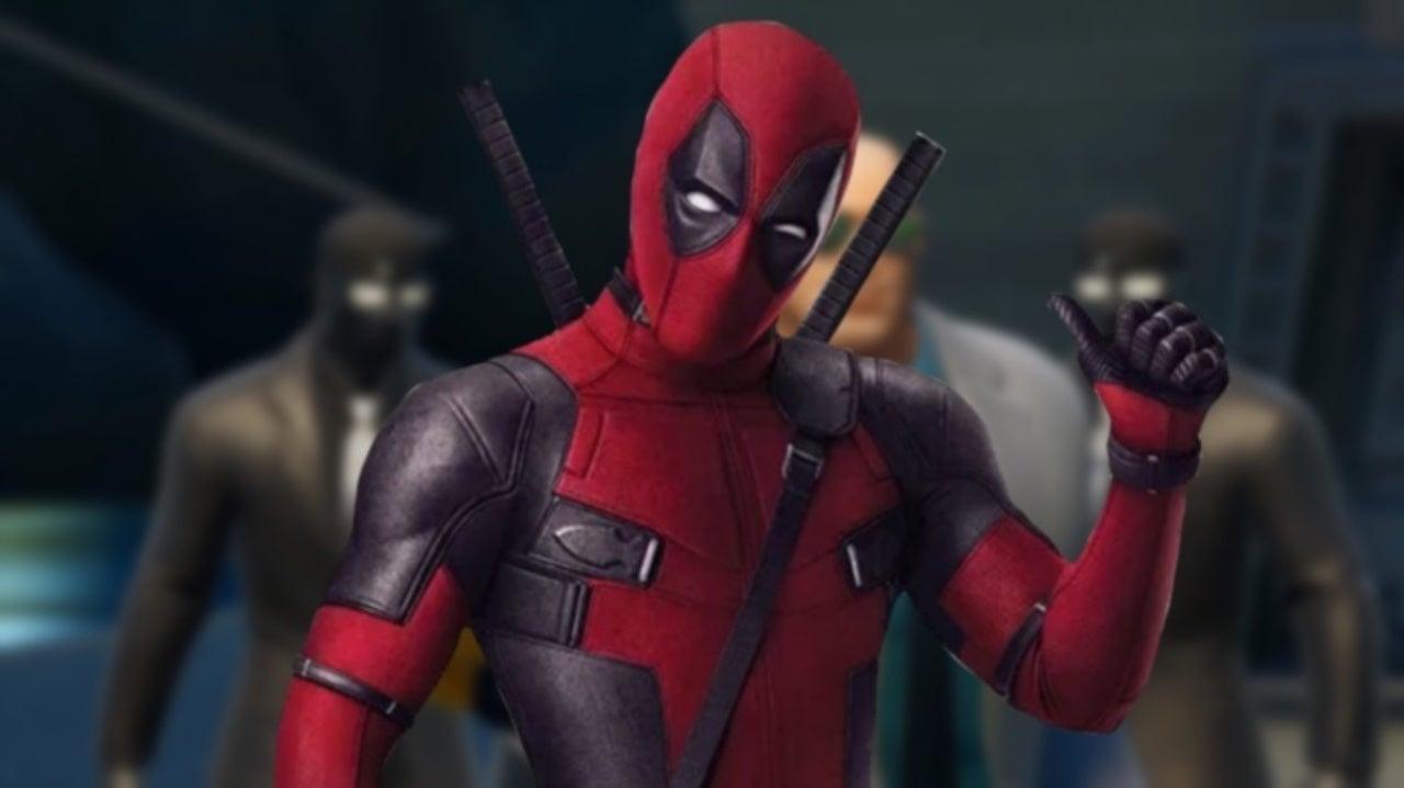 Fortnite: Season 2 Deadpool