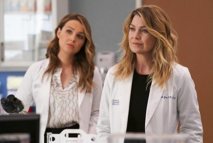 Index of Grey's Anatomy Season 16