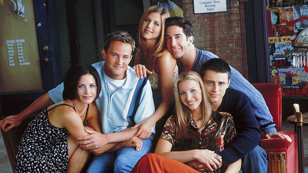 Friends Reunion Release Date