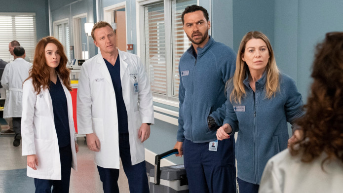 Grey's Anatomy season 17 release date