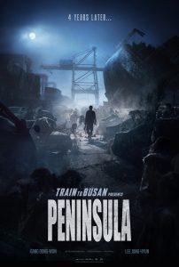 Peninsula plot