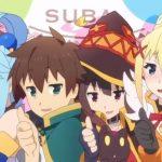 Konosuba season 3 dub