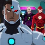 Justice League Dark: Apokolips War release date