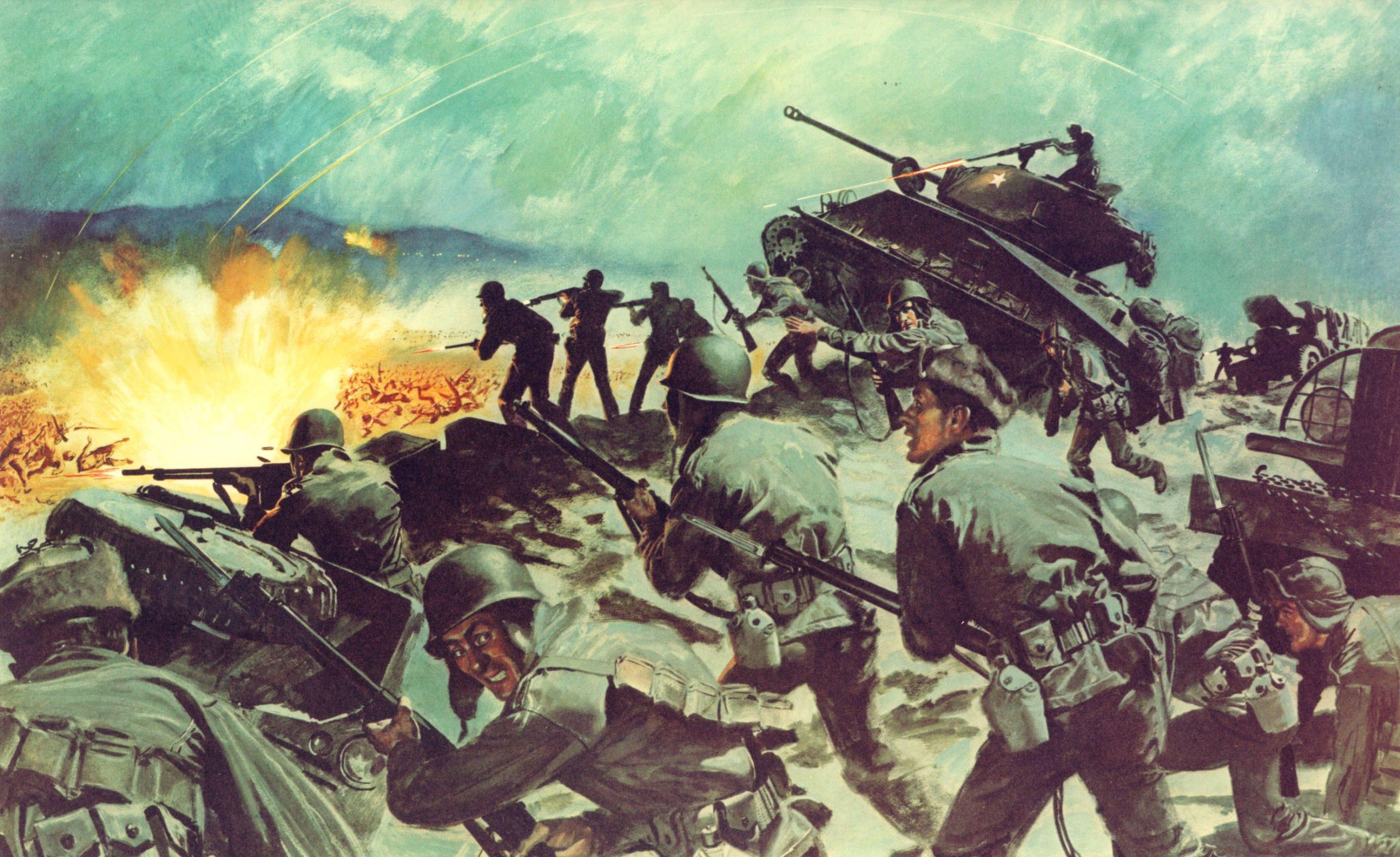 Korean War Movies to watch