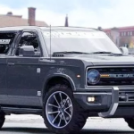 2021 Ford Bronco Release Date