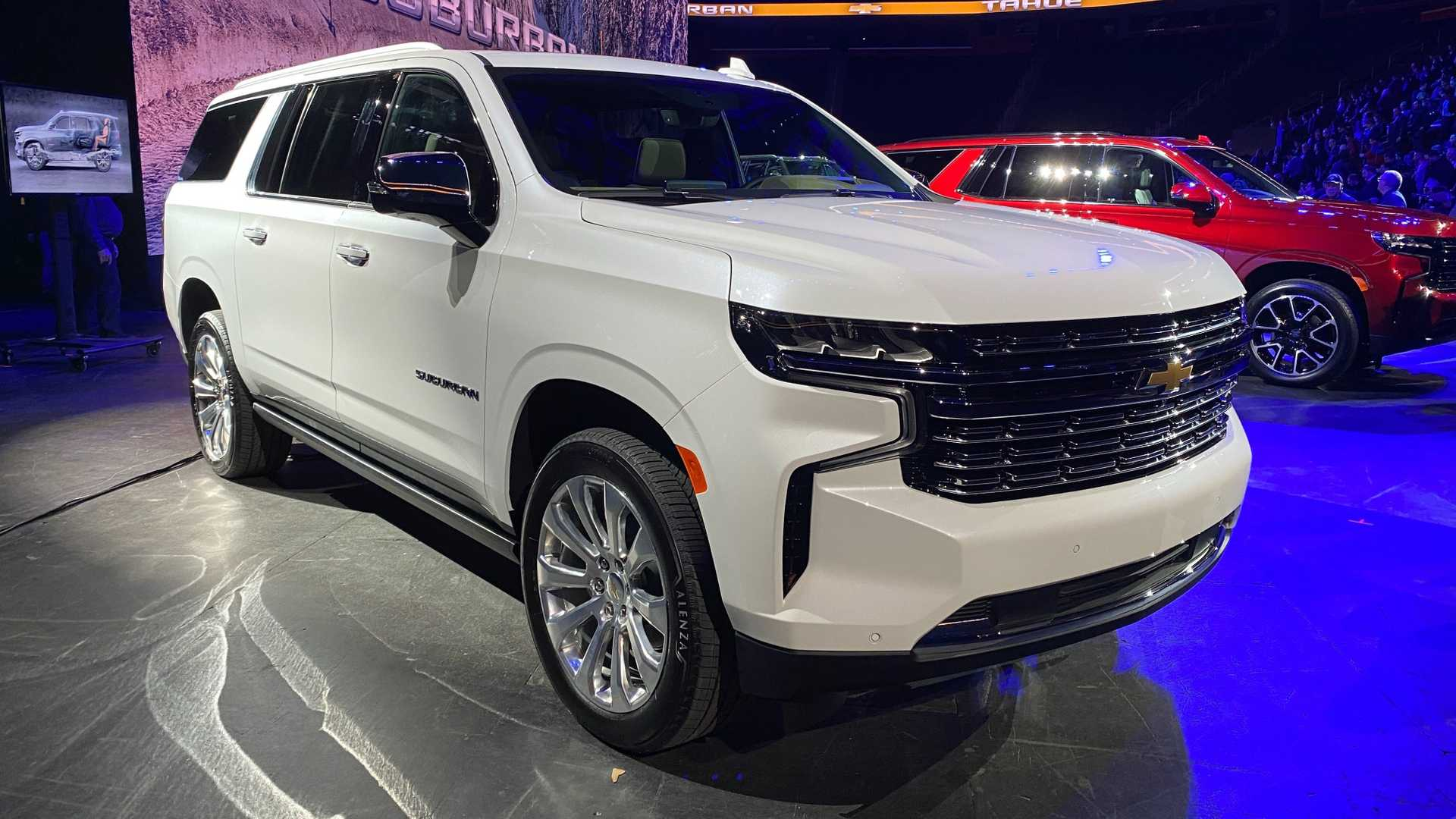 2021 chevy suburban release date price and specification