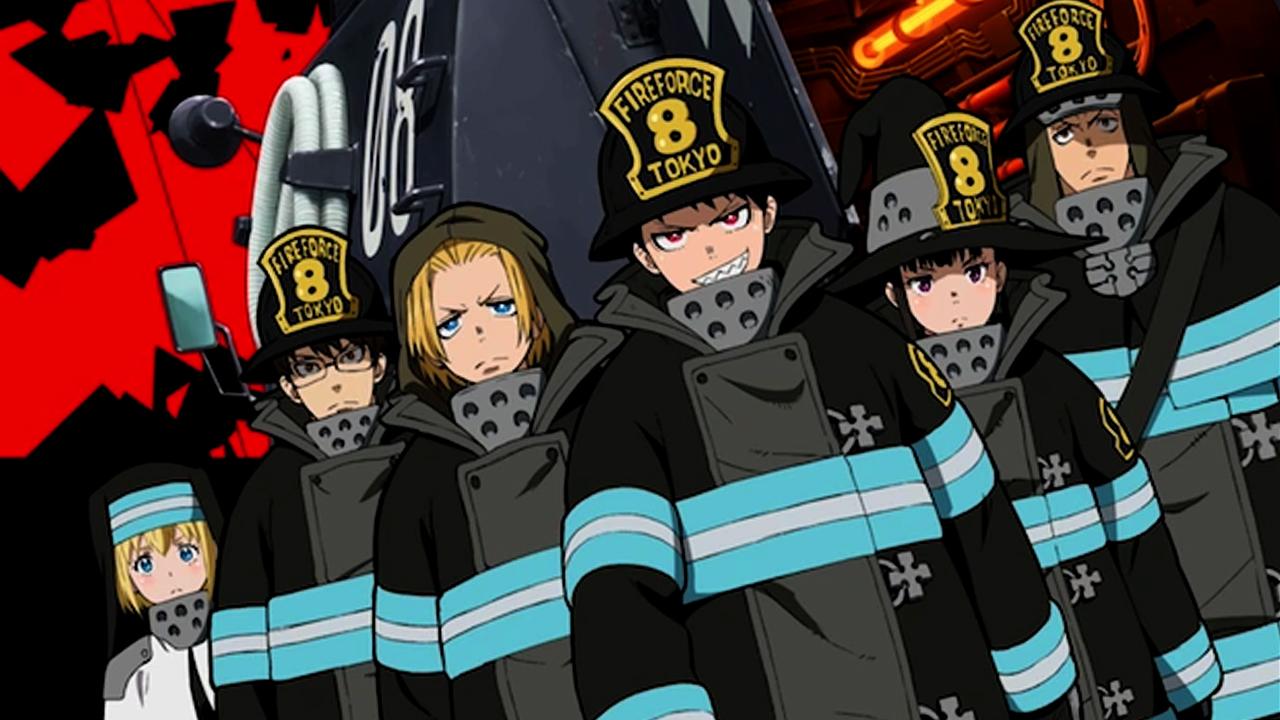 Fire Force Season 2 release date