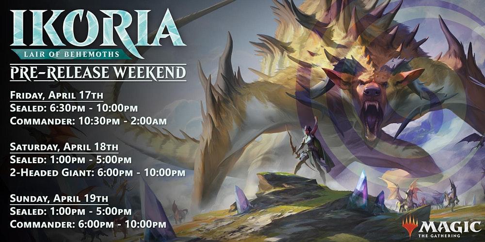 Ikoria pre-release