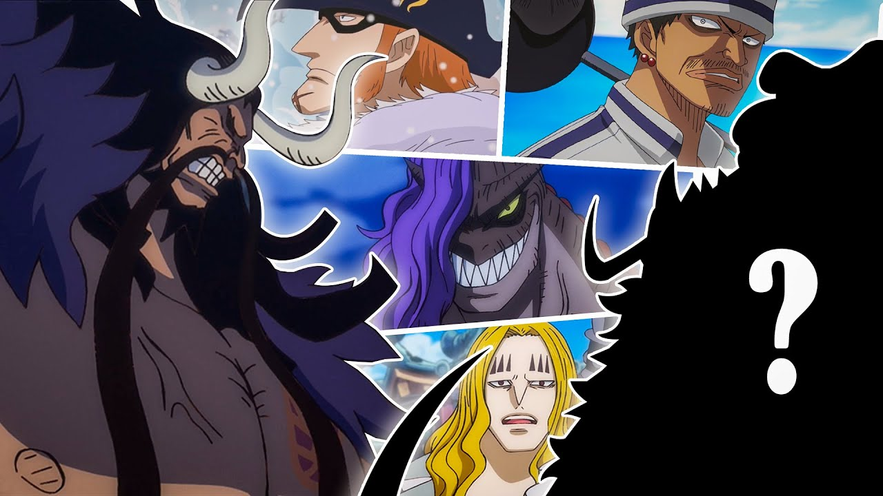 One Piece 978 real identity