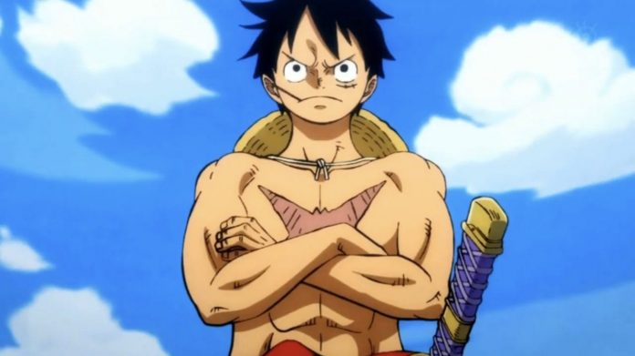 how old is luffy
