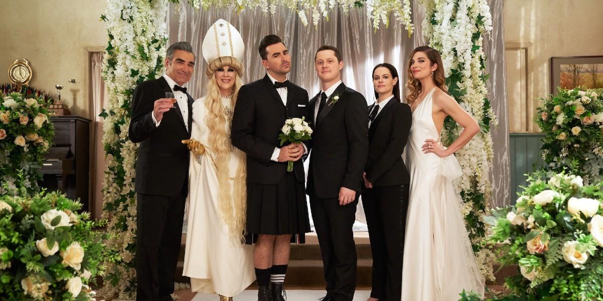Schitt's Creek Season 7 Cast