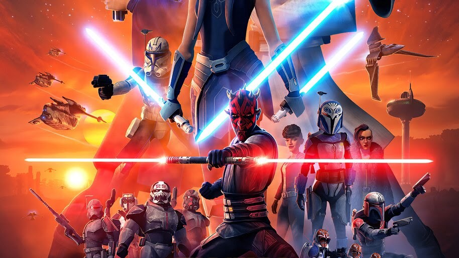 Star Wars: The Clone Wars Season 8 release date