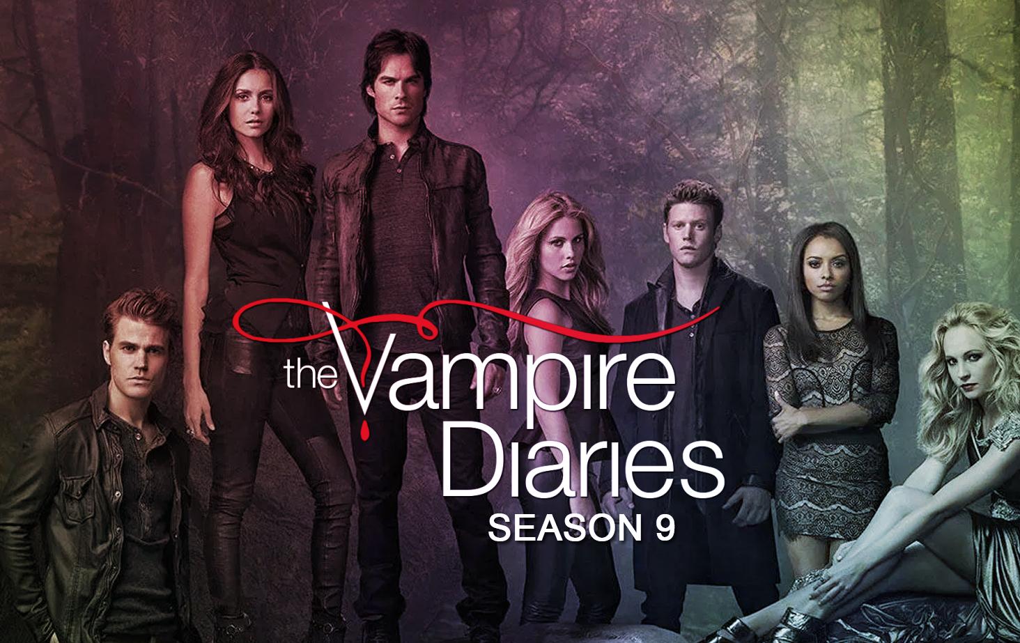Vampire Diaries Season 9: Release Date