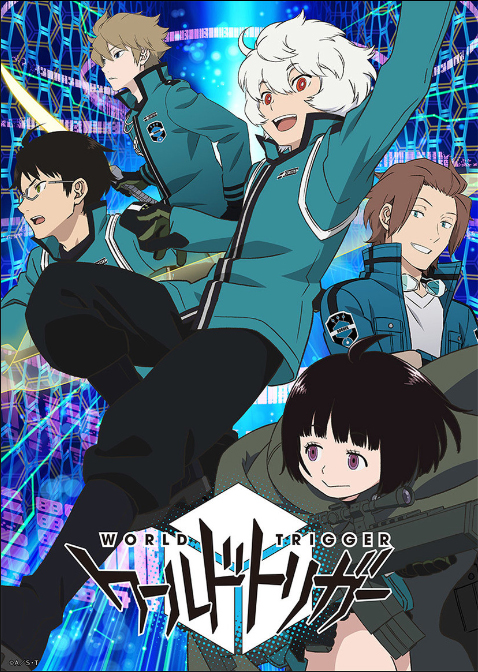 World Trigger Season 3