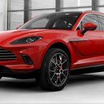 2020 Aston Martin DBX release date