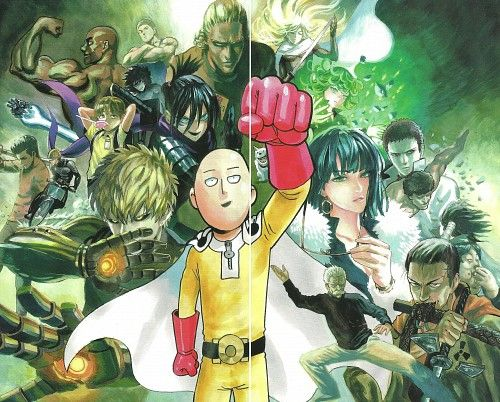 Saitama and others